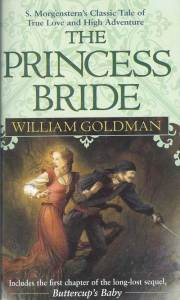 April's TBR Challenge: The Princess Bride