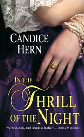 Thrilling to Candice Hern