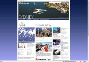 WebWatch: Tourism websites