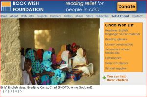 Lend Bookwish.org a helping hand