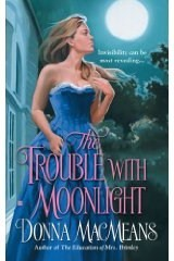 July TBR The Trouble with Moonlight