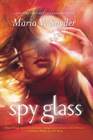 Review: Maria Snyder's Fire Study, Glass series
