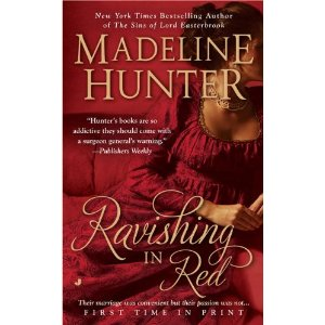 Review: Ravishing in Red by Madeline Hunter